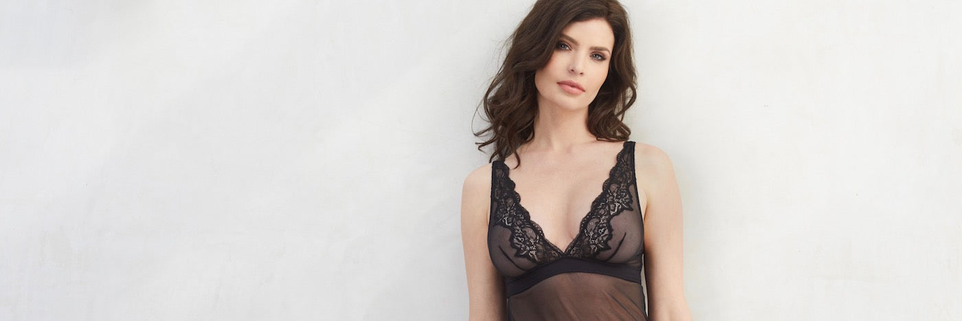 Sheer Lingerie Guide | HauteFlair