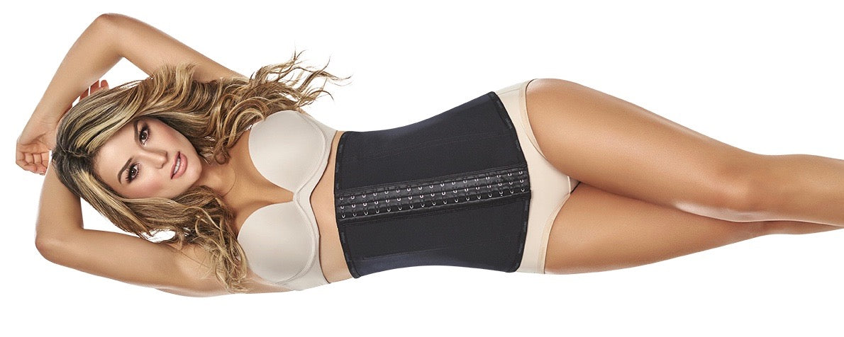 e55d434bae Waist Trainer Corset for Weight Loss - Top 20 Best COMPRESSION POWER SLIM  LATEX WAIST TRAINER