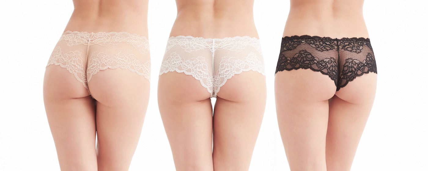 Cheeky Panties, Cheeky Underwear Shopping | HauteFlair