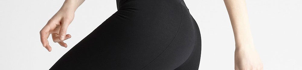 Capri Leggings, Womens Capri Leggings, Black Leggings | HF