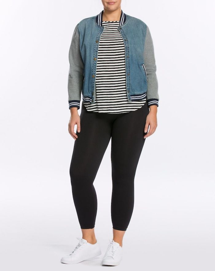 Best Plus Size Leggings For Curvy Figure