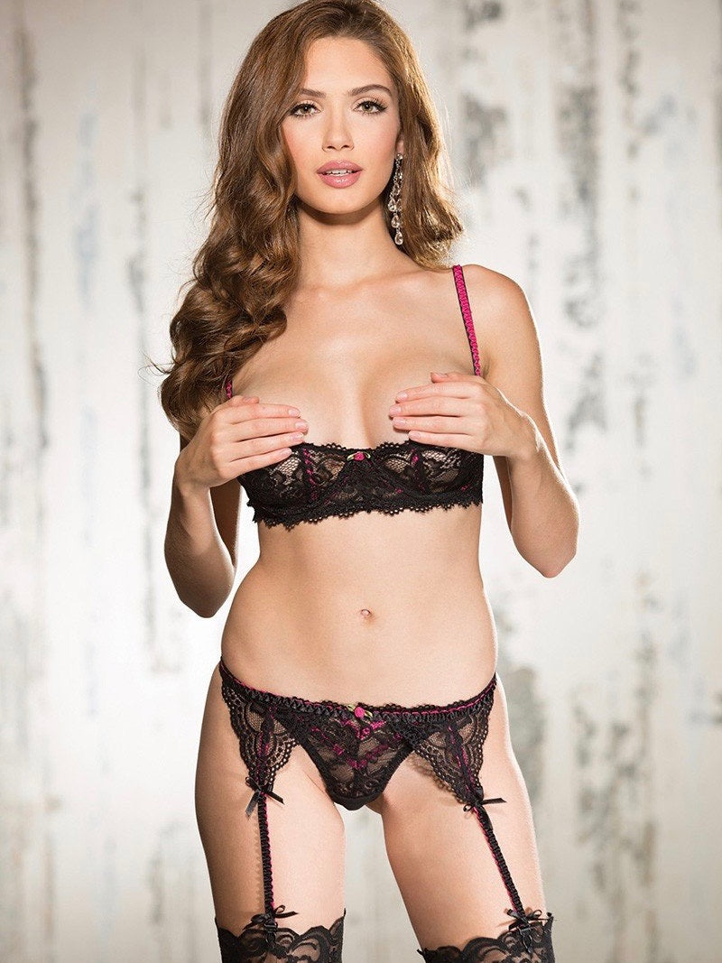 Erotic Lingerie-Shirley of Hollywood-shirley of hollywood shelf bra