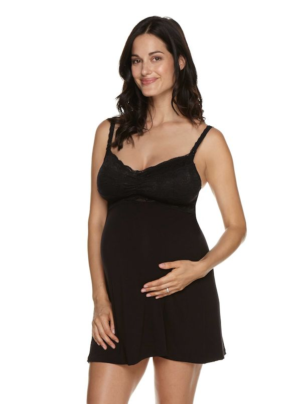 Cosabella Never Say Never Maternity Babydoll