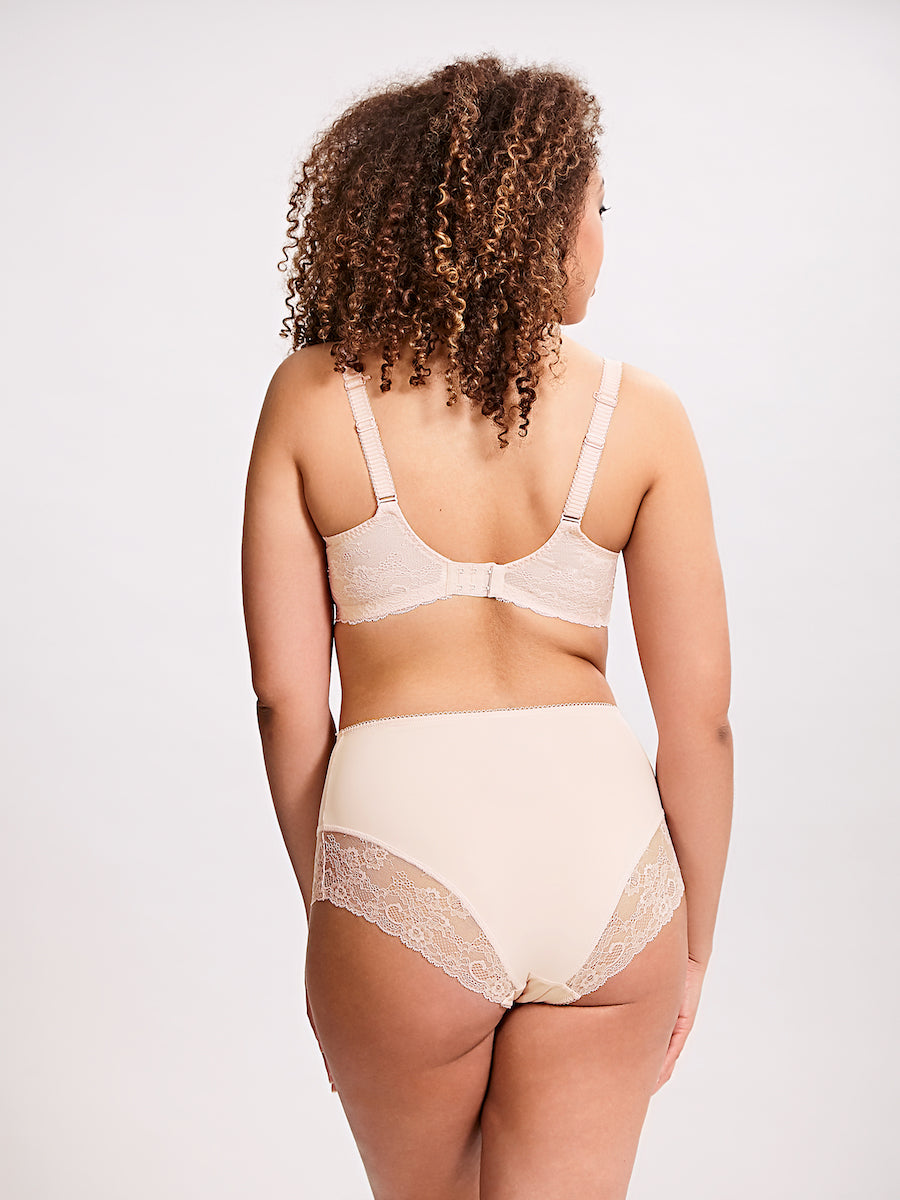 Panache Plus Size Full Cut Briefs