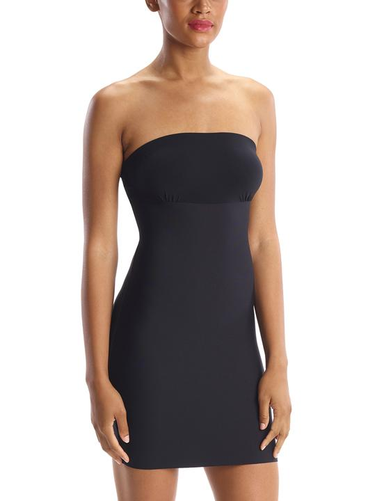 strapless under dress slip | HauteFlair