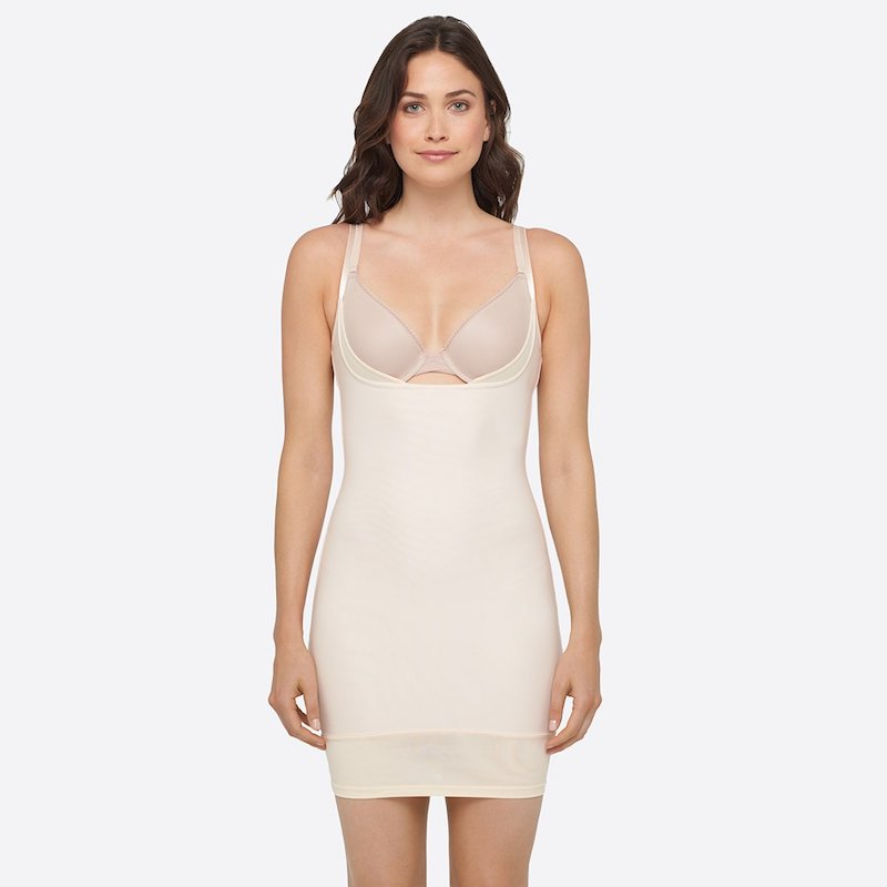 Full Slip Shapewear, Yummie Bustless Slip Shaper