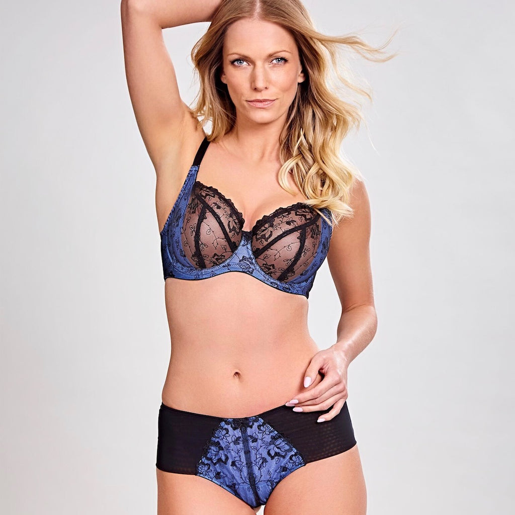 Lingerie Collection - Panache Lois Sheer Lace Balconnet Bra