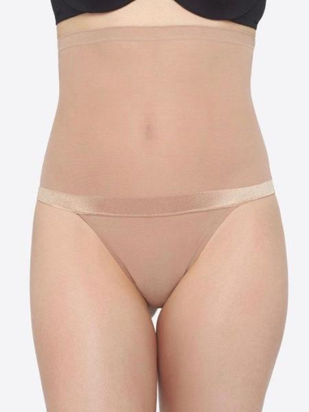 Yummie Elegant Edge High Waist Thong