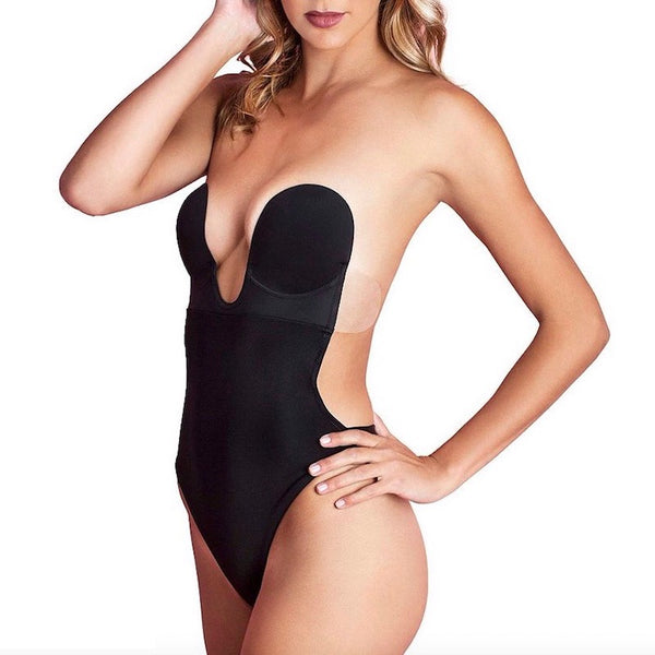 shapewear for backless dress, backless shapewear, Backless Strapless Bras for Low Back Backless Dresses