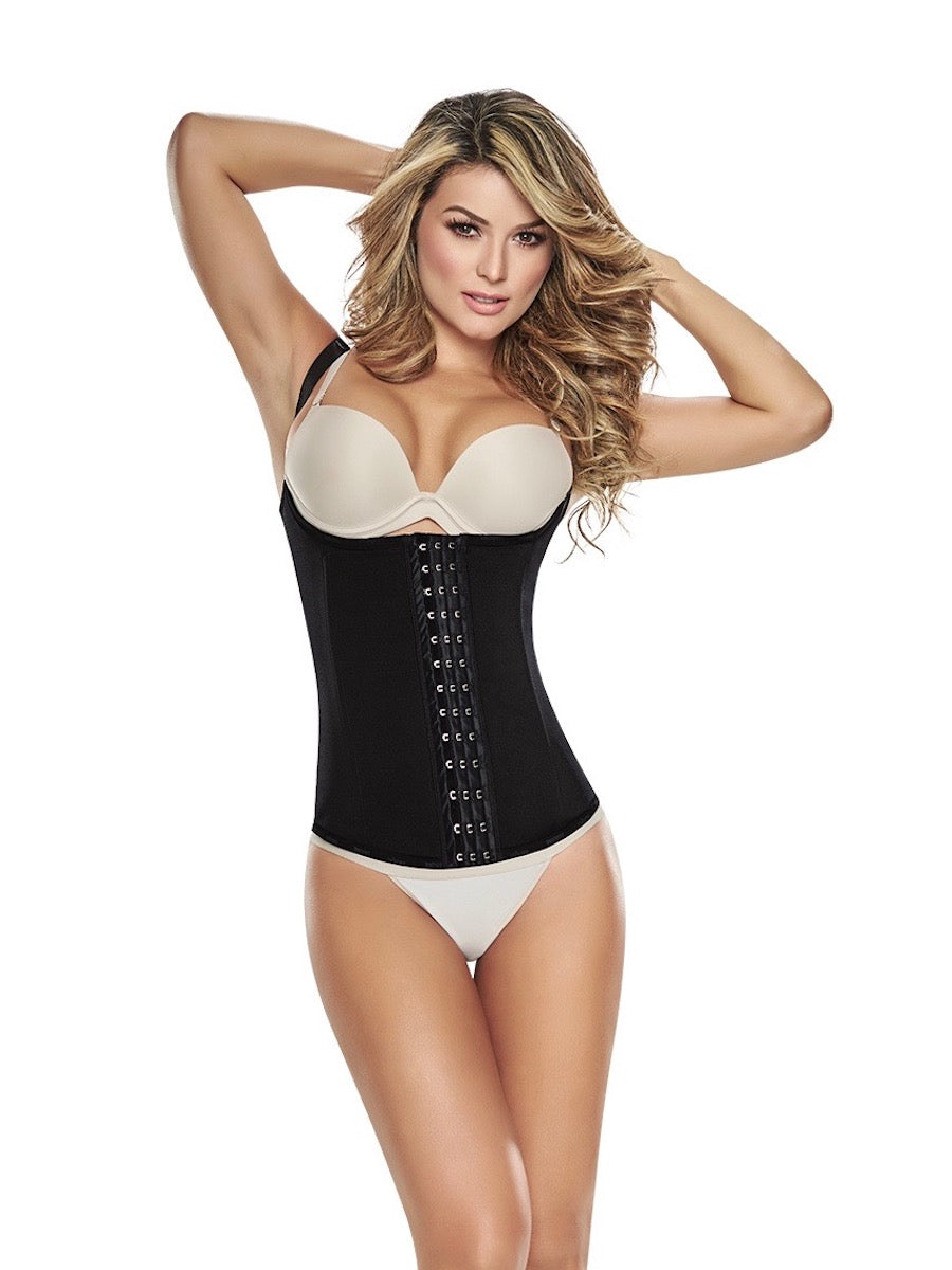 392dc76ff1 Bafully Women s Waist Trainer Corset for Weight Loss