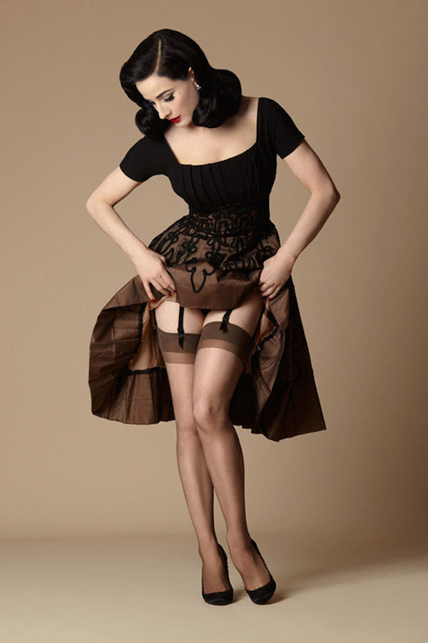 Dita Von Teese's renowned lingerie collection