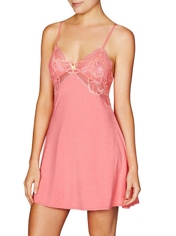 heidi klum intimates sabine chemise in salmon rose