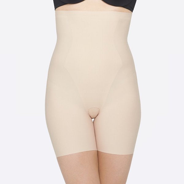 Yummie Hidden Curves Tummy Control High Waist Thigh Shaper