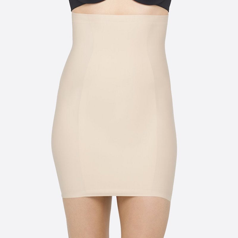 Hidden Curves Firm Shaping High Waist Skirt Slip