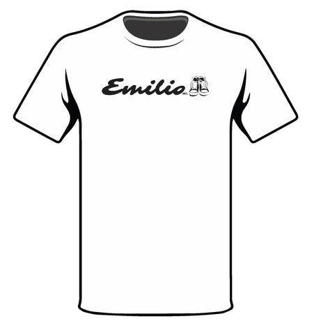 Single Color Emilio Inc. T-shirt