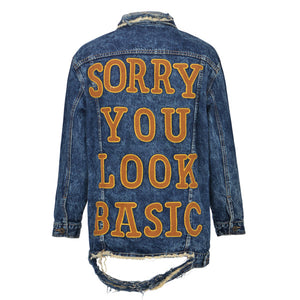 BLAKE 'BASIC' DENIM JACKET
