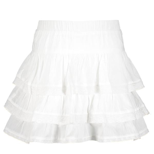 LACEY SKIRT | WHITE