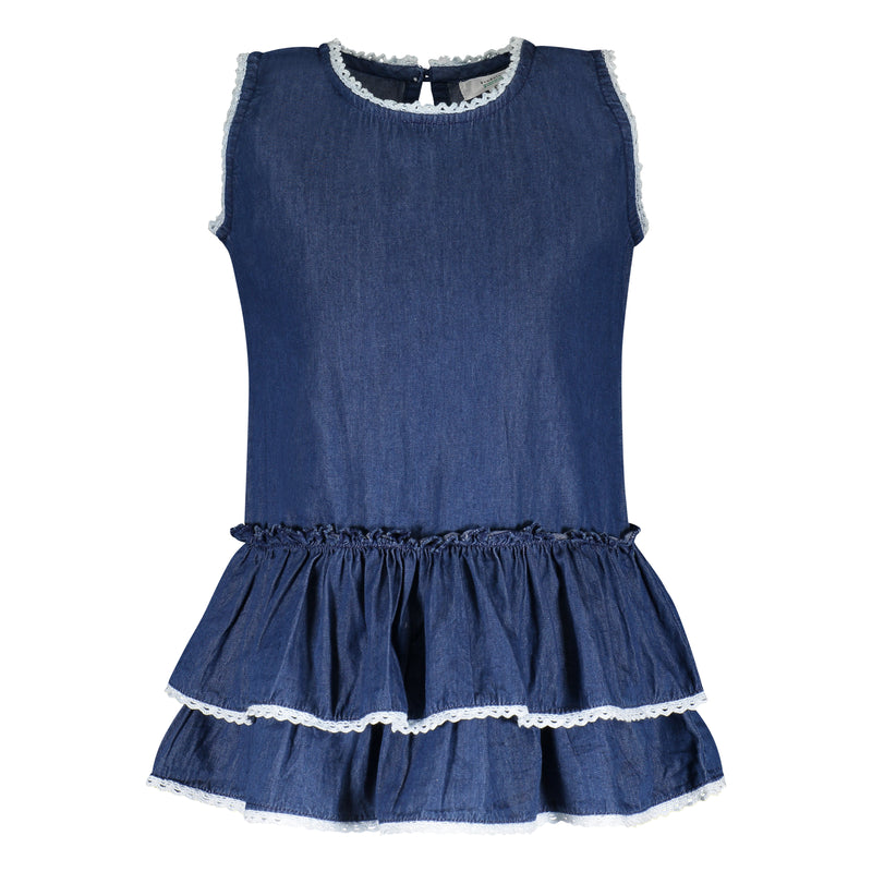 CLEMENTINA DENIM DRESS
