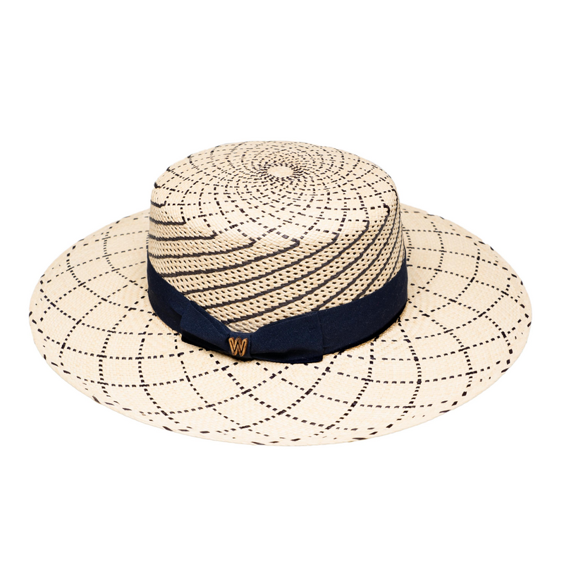 DIANA NAVY HAT