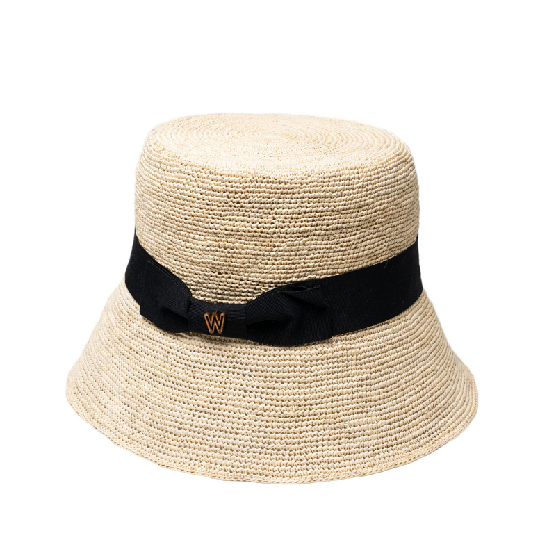 MARTHA CROCHET BUCKET HAT