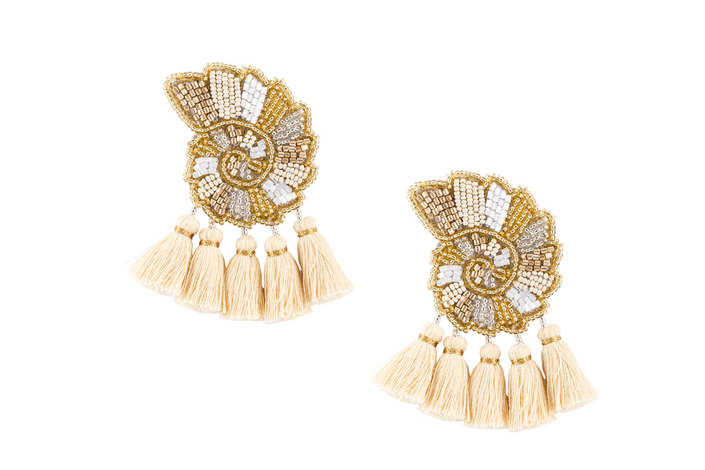 Aranci Earrings - Gold