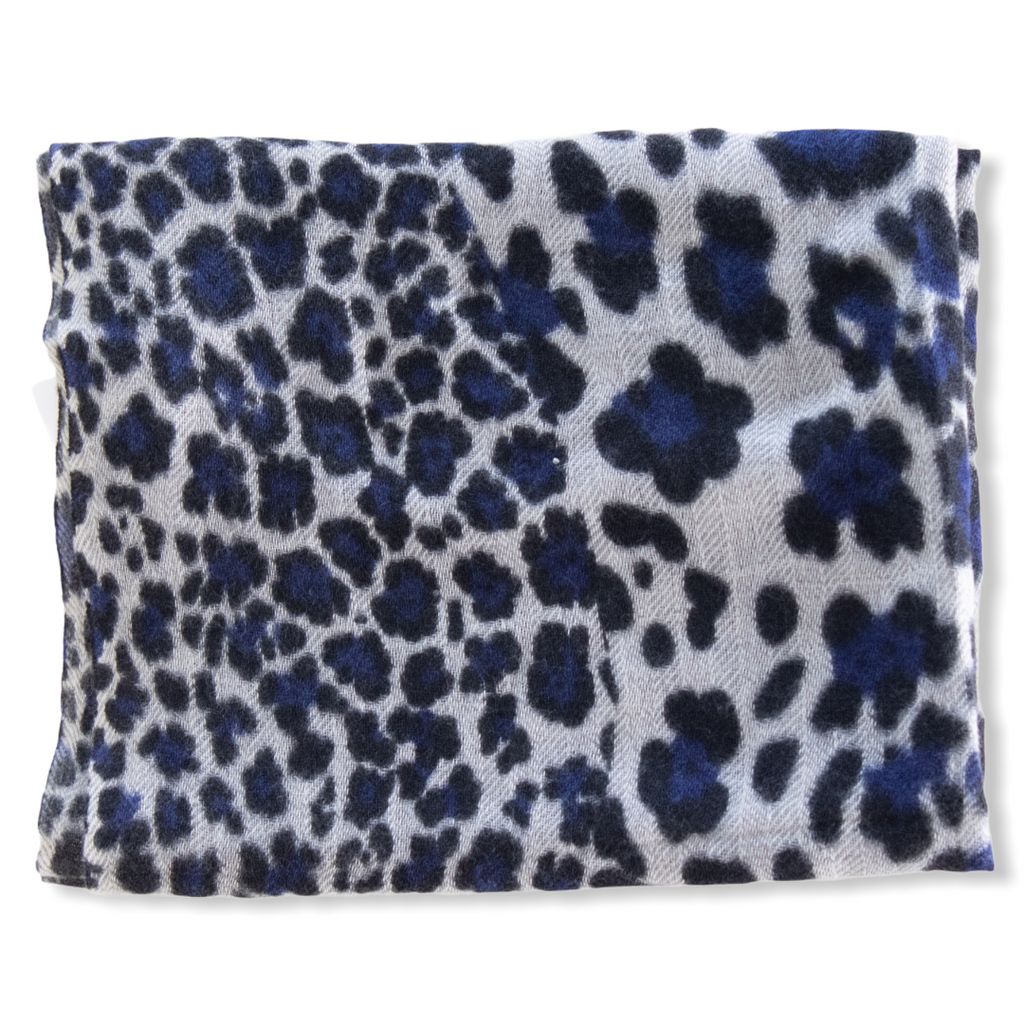 CHEETAH BLUE