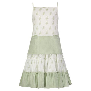 MIA PARROT TOP + AMAZON SKIRT | GREEN