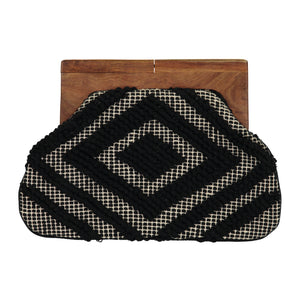 Andorra Clutch - Black