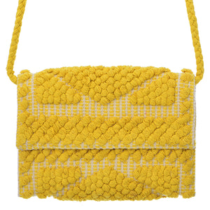 Arrecife Clutch - Yellow