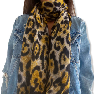 CHEETAH YELLOW