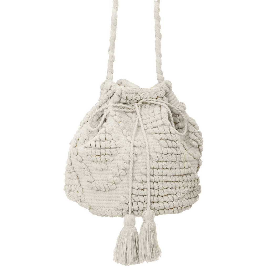 IBIZA MOCHILA BAG OFF WHITE