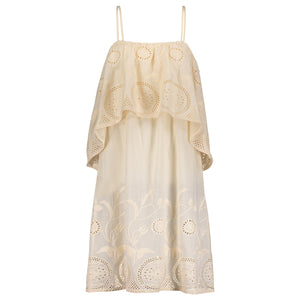 Florencia Embroidered Dress