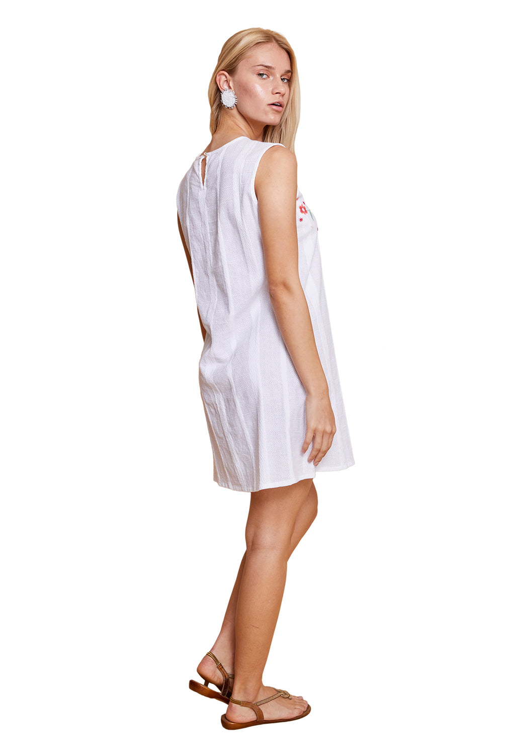 Camelia Shift Dress