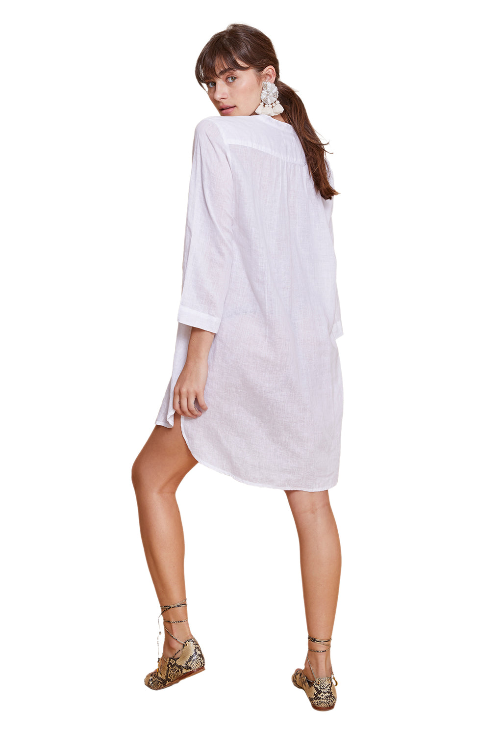 POPPY SHIRT DRESS