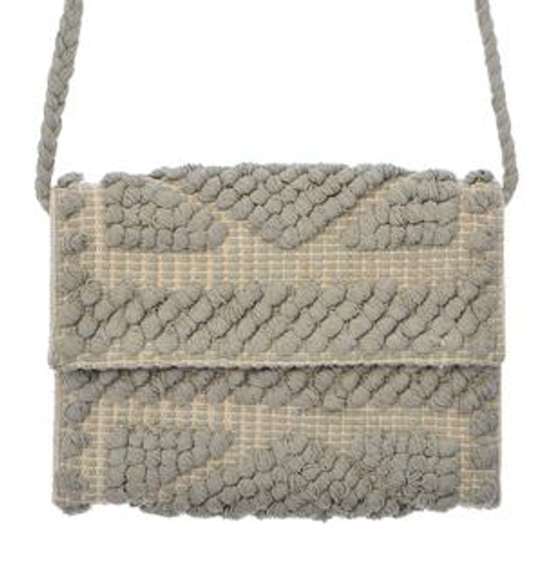 Arrecife Clutch - Grey