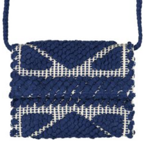 Arrecife Clutch - Blue