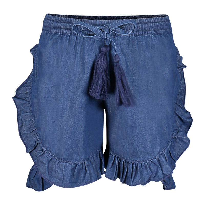 LARISSA SHORTS | DENIM