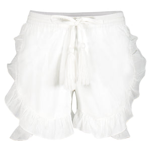 LARISSA SHORTS | WHITE