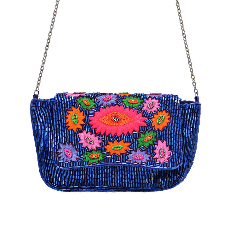 Lucky Eye Party Bag - Blue