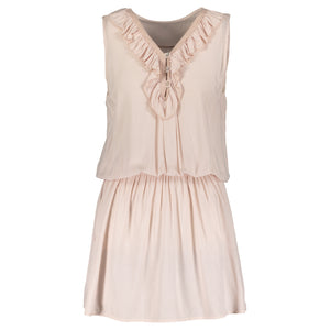 Rosana Ruffle Dress