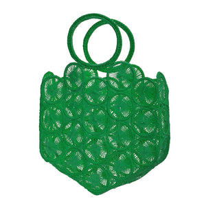 Alamo Basket - Green