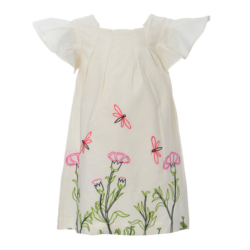 ALICE EMBROIDERY DRESS
