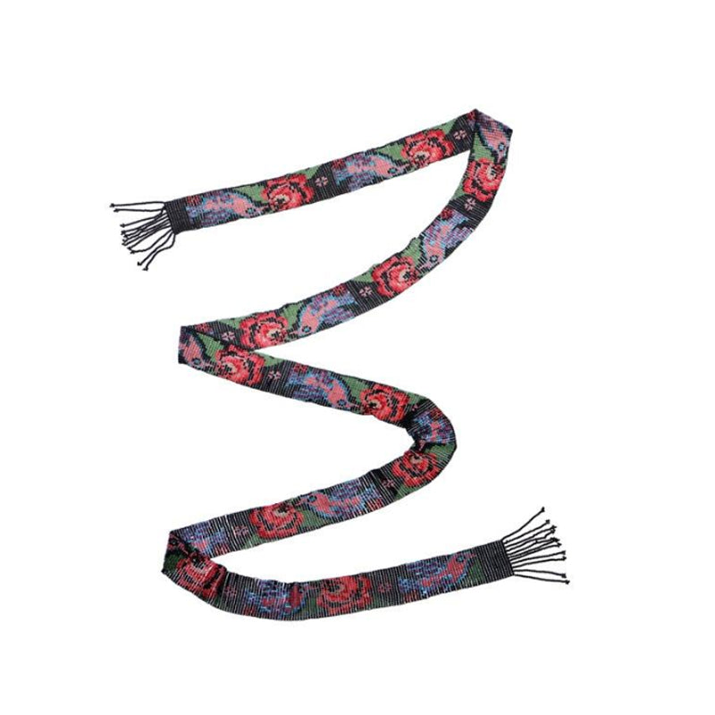Birds Garden Belt - Black