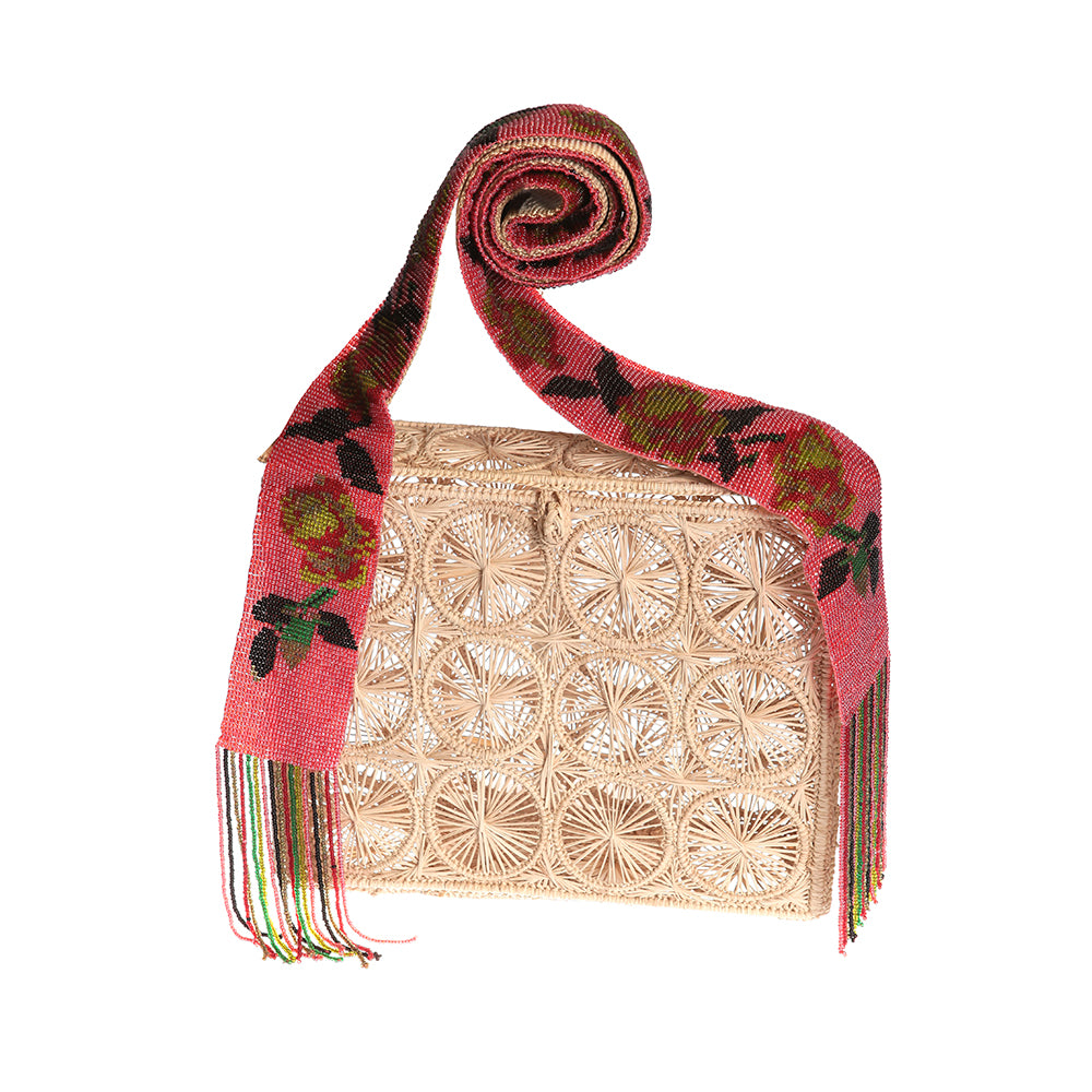 Andalucia Basket - Flowers Strap