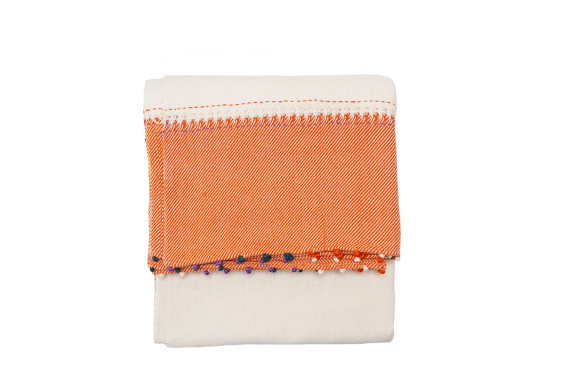 AYDAM TOWEL  ORANGE