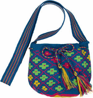 Wayuu Mochila Mini Bag | Multi