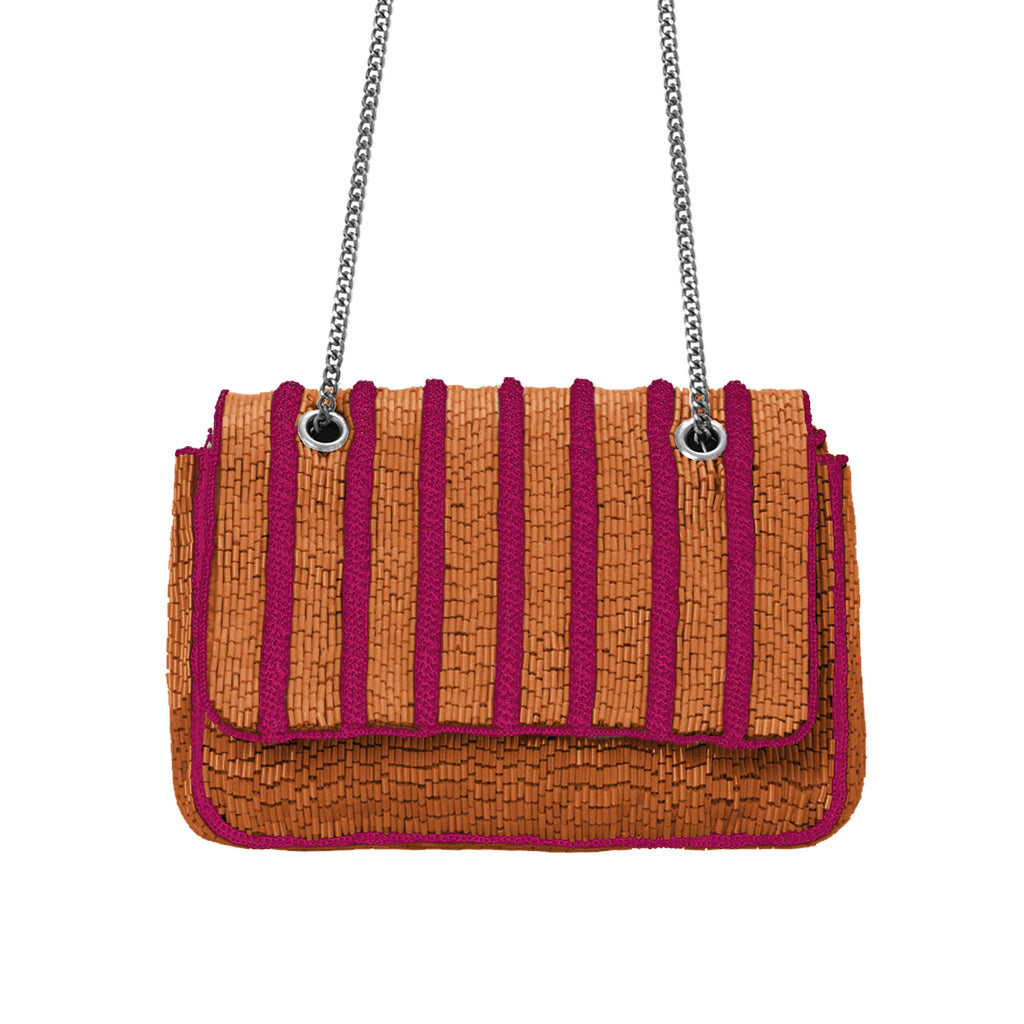 Piano Bag - Orange/Pink