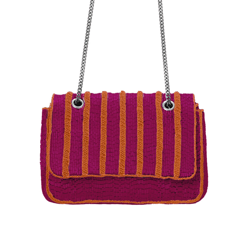 Piano Bag - Pink/Orange