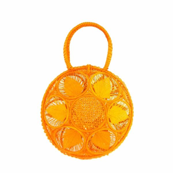 Galapagos Mini Basket - Yellow