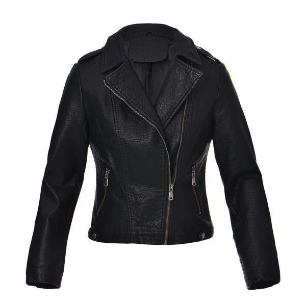 PAT ECO LEATHER JACKET